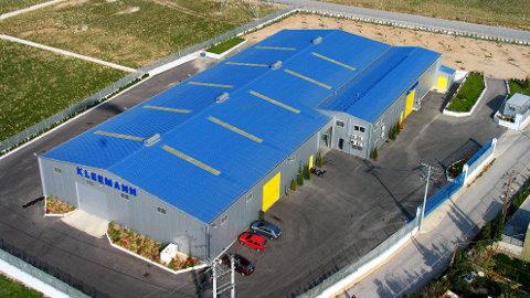 Logistics center Athens